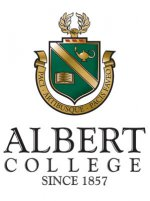 Albert College Logo